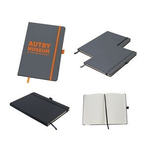 Leatherette Modern Notebook