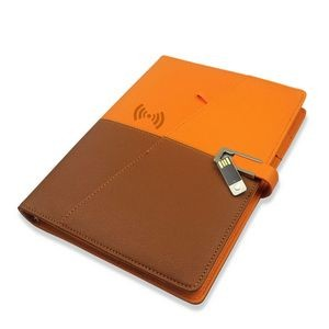 INFINITY Leather Reusable Smart Notebook Tablet